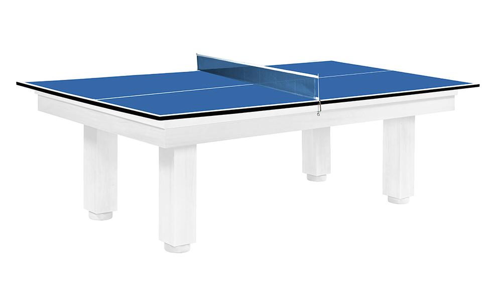 Mesa de billar con tapa pingpong