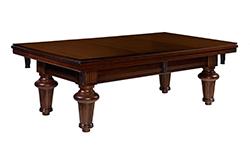 Mesa de billar con tapa comedor